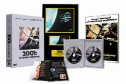 2001: A SPACE ODYSSEY - Limited Edition Box