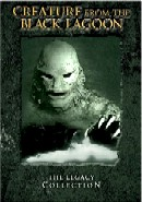 CREATURE FROM THE BLACK LAGOON - Legacy Collection