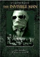 THE INVISIBLE MAN - Legacy Collection